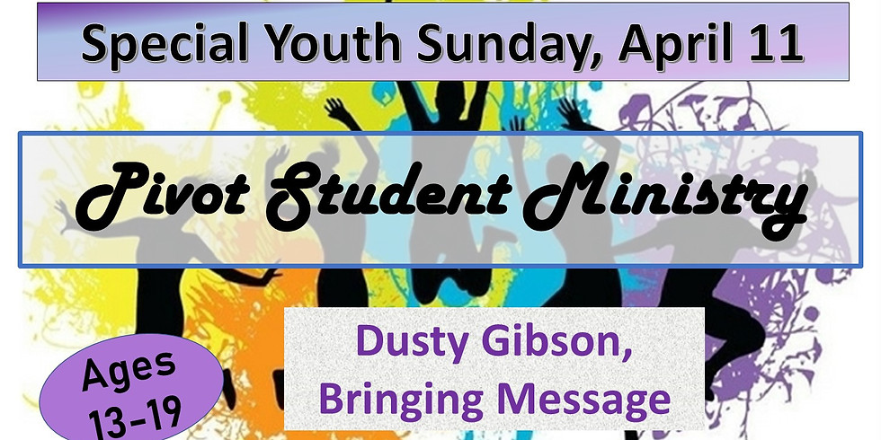 Special Youth Sunday