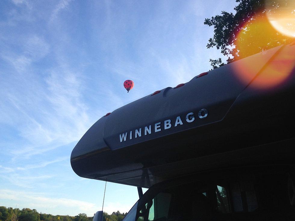 Pop Up RV Balloon