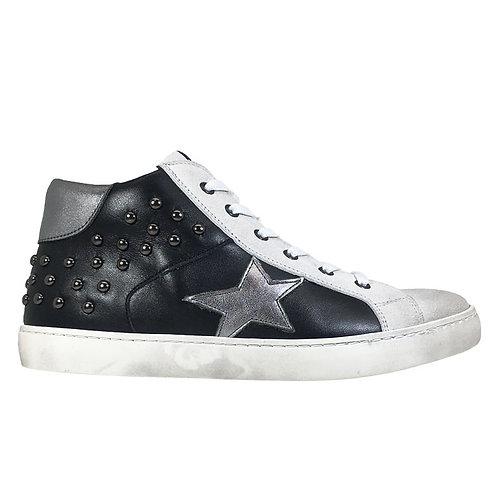 Sneakers Dianetti borchiata