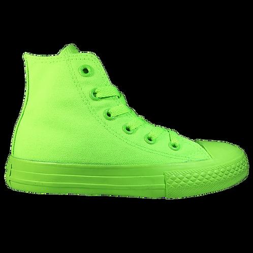 All Star alta verde fluo