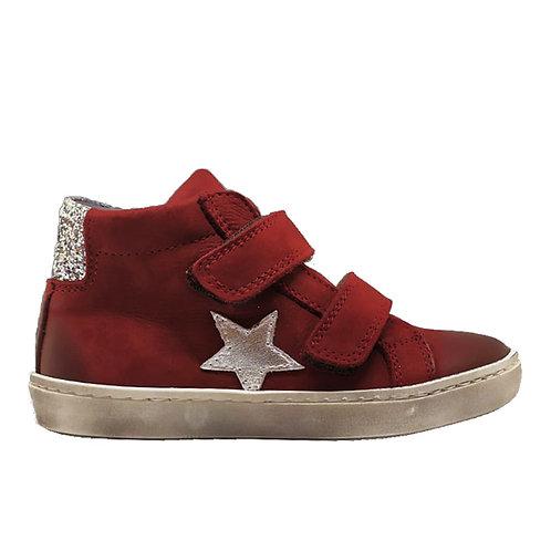 Sneakers in nabuk