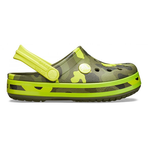 Croc Clog Camouflage