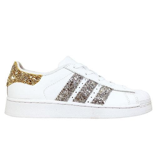 Adidas Glitter bicolor