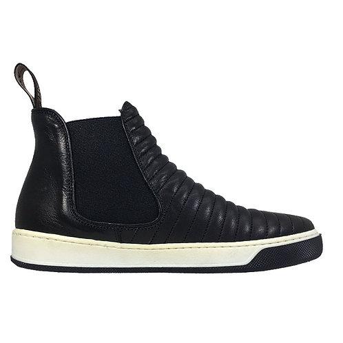 Sneakers scarponcino imbottito