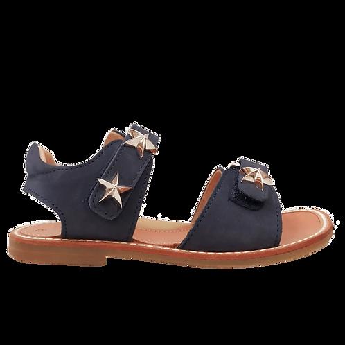 Sandalo basic con stelle
