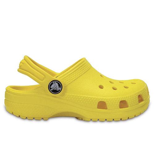 Crocs Classic clog giallo