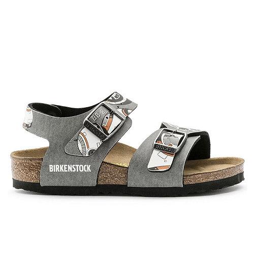 Birkenstock New York Star Wars BB-8 grey
