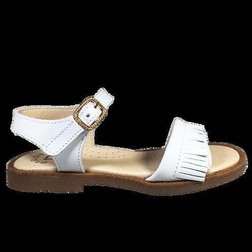 Sandalo dettaglio frange