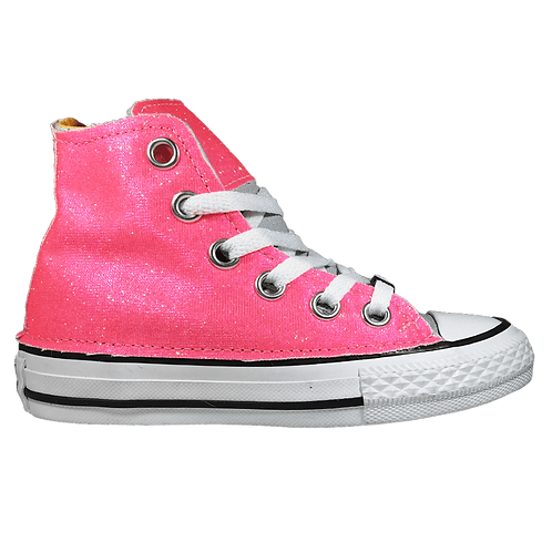 All Star alta fucsia