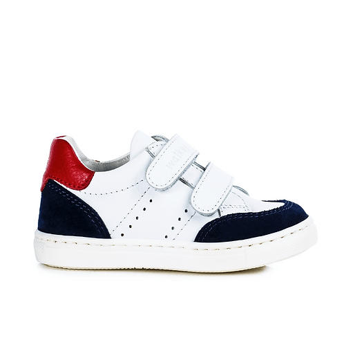 Sneakers basic tricolor