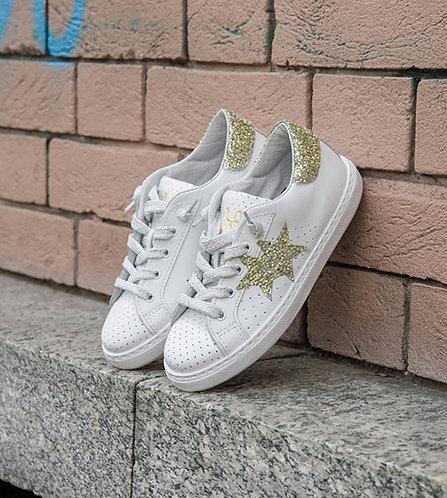 2Star bianco-oro