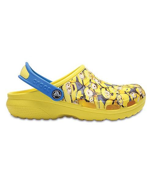 Croc Clog Minions
