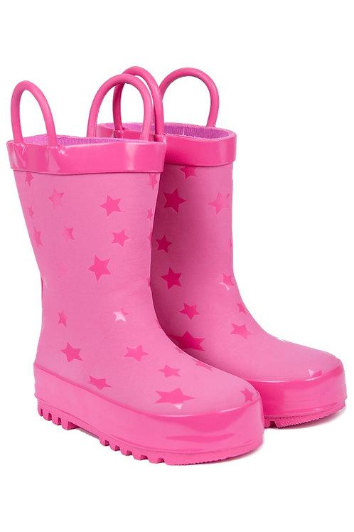 Rain boot star
