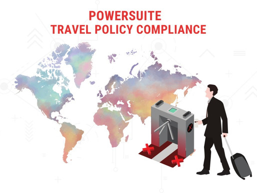 Travel Policy Compliance Checking in PowerSuite