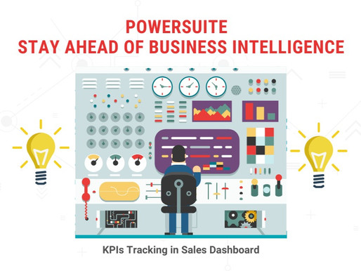 PowerSuite Sales Dashboard - Visualize Your Business Performance