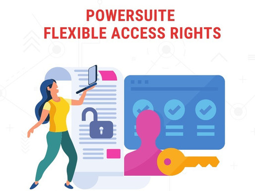 Flexible yet Comprehensive Access Rights Control
