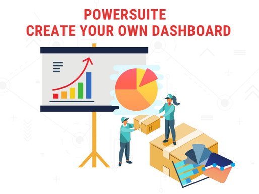 Easy. Simple. Quick to Build Your Own Dashboard