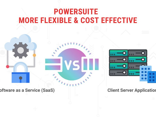 PowerSuite - Software as a Service (SaaS)