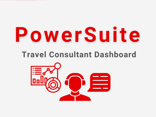 PowerSuite Travel Consultant Dashboard - Boost Your Productivity