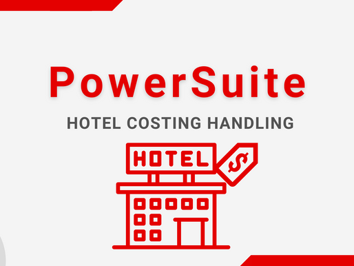 Tips - Hotel Costing Handling: Your Choice for Breakdown or Lump Sum