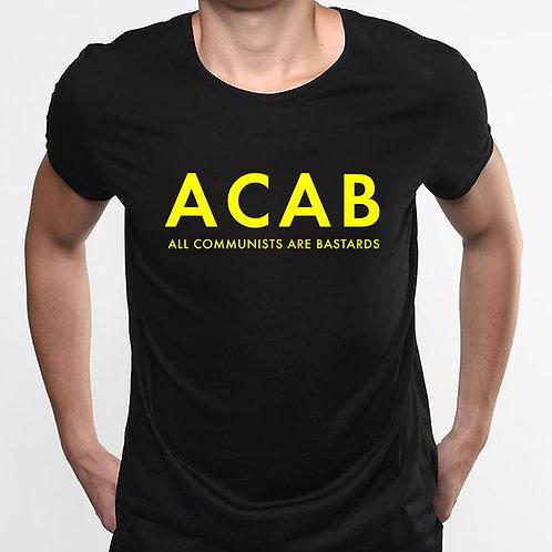 ACAB — All Communists Are Bastards