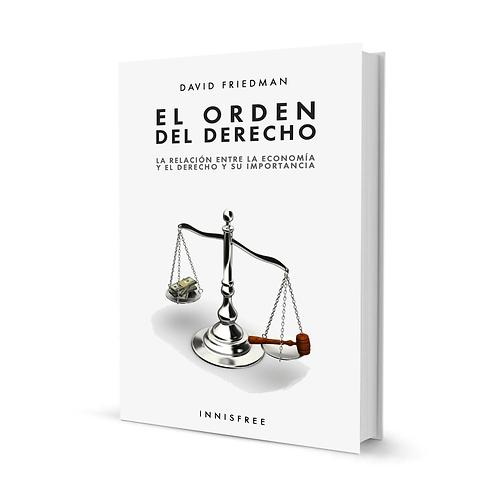El orden del derecho — David Friedman