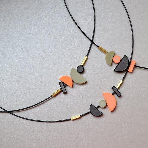 Blok Cable Necklet
