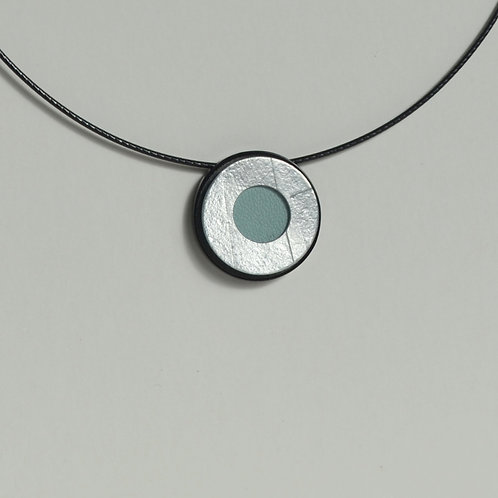 Play Pendant in Powder Blue