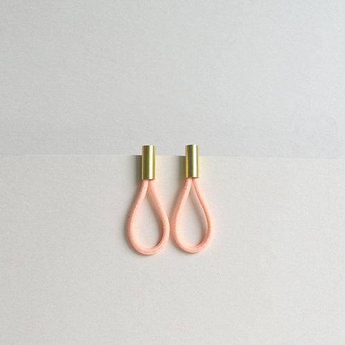 WHOLESALE Earrings In Coral Pink