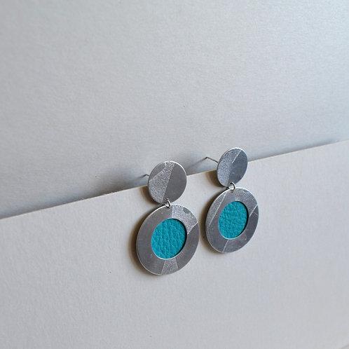 Play Drop Turquoise Earrings