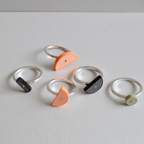 Blok Stacking Ring