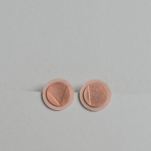 Play Earrings in Blush Pink