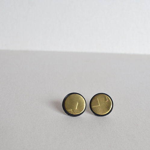 Play Earrings Black