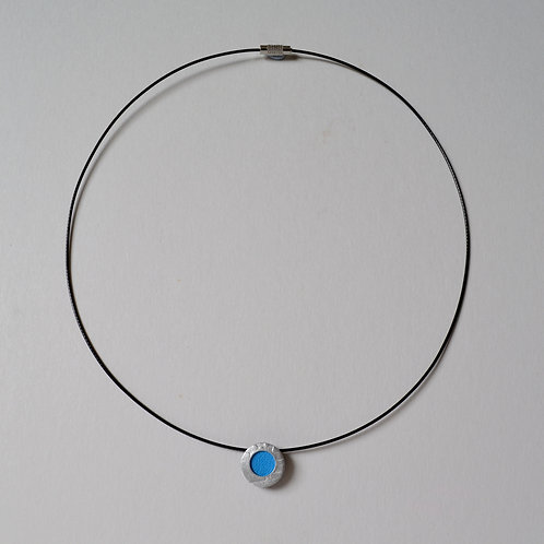 Play Pendant in Sky Blue