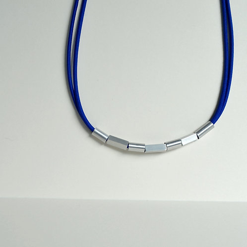 Electric Blue Necklet