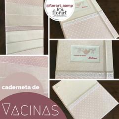 Caderneta de vacinas