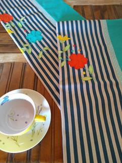 Toalhas de mesa Listradas