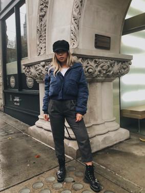 The Perfect Fall Jacket: TULAROSA X REVOLVE