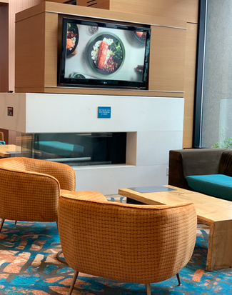 Staycation in the City - Residence Inn Verncouver
