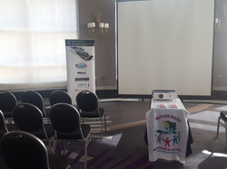 Set up of Meeting Room