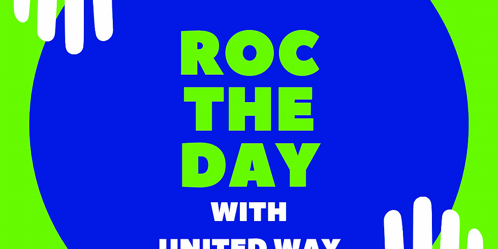 Roc The Day with United Way
