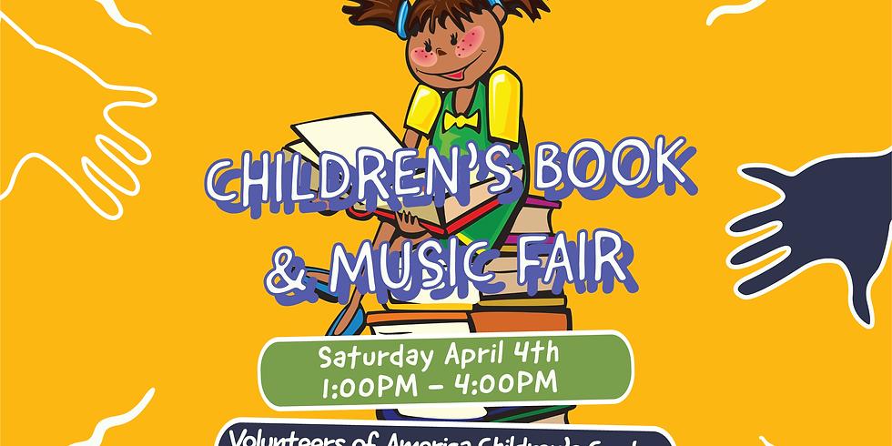 Children's Book and Music Fair