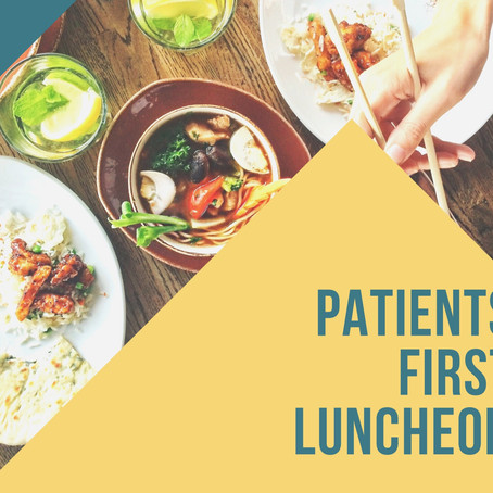Patient's First Luncheon