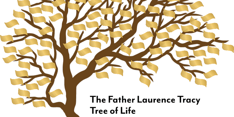Father Laurence Tracy Tree of Life Celebration