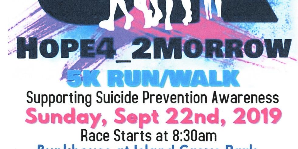 Hope4_2Morrow 5K Run/Walk