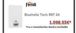 Ferroli Blue Helix Tech RRT 24