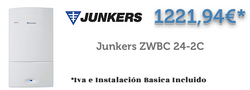 Junkers zwbc 24-2c oferta