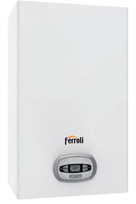 Ferroli Bluehelix Tech 34 RRT al mejor precio de Madrid.
