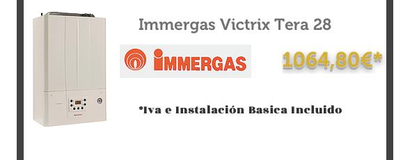 Immergas Victrix Tera 28