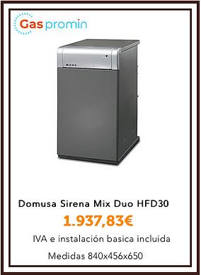 Domusa sirena Mix duo HF D30.png
